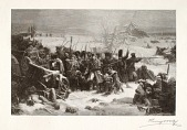view Marshal Ney Sustaining the Rear Guard digital asset number 1