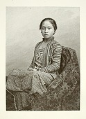 view A Javanese Young Woman digital asset number 1