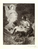 view The Annunciation to the Shepherds digital asset number 1