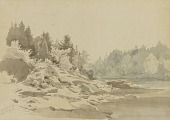 view Montmorency River, Quebec digital asset number 1