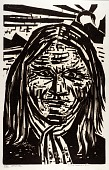 view (American Indians, portfolio) Apache digital asset number 1