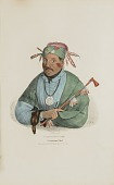 view CHAT-O-MIS-SEE; Pottowattomie Chief, from The Aboriginal Portfolio digital asset number 1