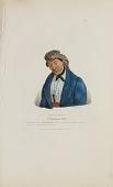 view PACHE-E-PO; A Pottowattomie Chief, from The Aboriginal Portfolio digital asset number 1