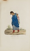 view A Chippeway Squaw and Child, from The Aboriginal Portfolio digital asset number 1