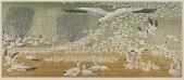 view Wintering Snow Geese digital asset number 1