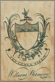 view William Wetmore Bookplate digital asset number 1