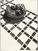 view Checkered Tablecloth digital asset number 1