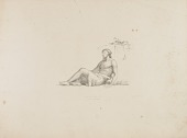 """view After Washington Allston's """"Outlines and Sketches"""" digital asset number 1"""