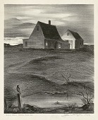view Lonesome Farmhouse digital asset number 1