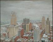 view Downtown Kansas City in Winter digital asset number 1