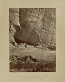 view Ancient Ruins in the Cañon de Chelle, N.M. (No. 11, Geographical Explorations and Surveys West of the 100th Meridian) digital asset number 1