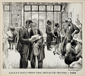 view Greetings from the House of Weyhe--1928 digital asset number 1