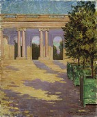 view Arcade of the Grand Trianon, Versailles digital asset number 1