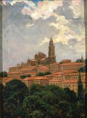 view Cathedral at le Puy digital asset number 1