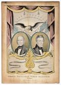 """view Grand National Whig Banner, """"Onward"""" digital asset number 1"""