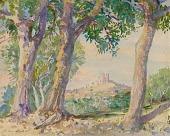view Landscape, Italy digital asset number 1