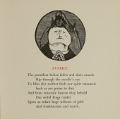 view (The Seven Deadly Sins, book) Avarice digital asset number 1
