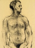 view (Standing Male Nude) digital asset number 1