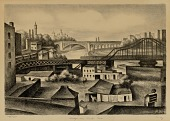 view Bridges over Harlem River digital asset number 1