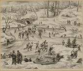view Winter, Central Park digital asset number 1