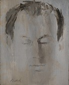 view Portrait of Joseph Cornell digital asset number 1