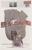 view Poster for 1976 NCFA Rauschenberg Exhibition digital asset number 1