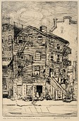view Old House on 29th St. East of 3rd Ave. N.Y. digital asset number 1