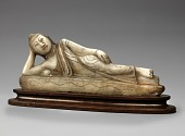 view Buddha Reclining with Base digital asset number 1