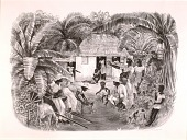view (Untitled) (Jamaican Scene) digital asset number 1