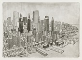 view Cityscape with Freeway digital asset number 1