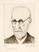 view (Four Portraits, portfolio) Sigmund Freud digital asset number 1
