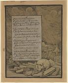 view (Illustration for Rubáiyát of Omar Khayyám) Theology digital asset number 1