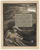 view (Illustration for Rubáiyát of Omar Khayyám) Whence and Whither? digital asset number 1