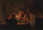 view Dutch Tavern Scene digital asset number 1