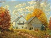 view Rustic Setting: Catskill Farm digital asset number 1