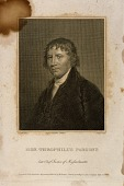 view Hon. Theophilus Parsons, Late Chief Justice of Mass., 1816 digital asset number 1