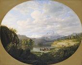 view A Swiss Lake digital asset number 1