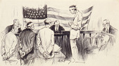 view The Court Room Scene digital asset number 1