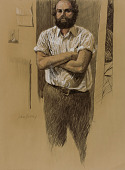 view Portrait of an Artist: Nicholas Sperakis digital asset number 1
