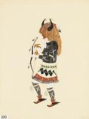 view Buffalo Man, Buffalo Dance digital asset number 1
