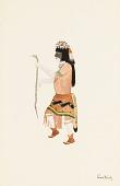 view Hopi Snake Dancer digital asset number 1