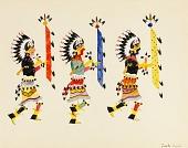 view Comanche Dancers digital asset number 1