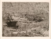 view Capsized Fishing Boats, Brittany digital asset number 1