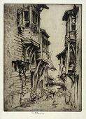 view Street in Galata, Constantinople digital asset number 1