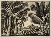 view Cocoanut Palms (Cocoanut Grove) digital asset number 1