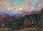 view From Mayavati--Himalayas VI digital asset number 1