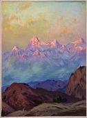 view Last Light, Nanda Devi--Himalayas XI digital asset number 1