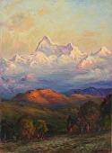 view Nanda Devi at Dawn--Mayavati Himalayas digital asset number 1