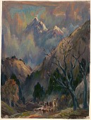 view Mystery of the Mountains: Himalaya digital asset number 1