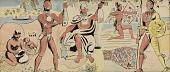 view Bimini (Aborigine) (study for Tallahassee mural) digital asset number 1